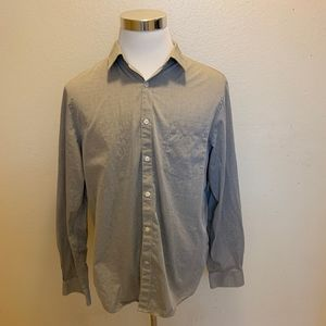XL Perry Ellis button down shirt